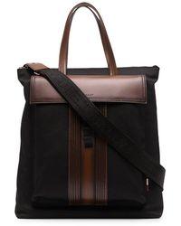Bally Adrik Tote Bag - Black
