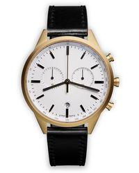 Uniform Wares Reloj C41 Chronograph - Multicolor