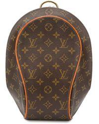 Louis Vuitton Рюкзак Ellipse 1990-х Годов - Коричневый