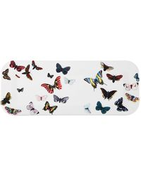 Fornasetti - Butterfly's On White トレー - Lyst
