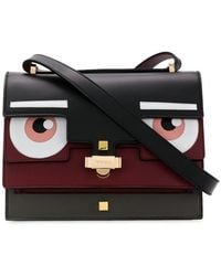 Giancarlo Petriglia - Eye Foldover Shoulder Bag - Lyst