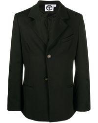 Telfar シングルジャケット - ブラック