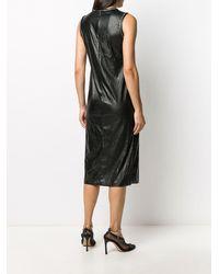 N°21 ビジュー ドレス - ブラック