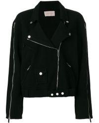 Christopher Kane | Off-centre Zip Jacket | Lyst