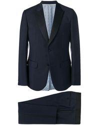Gucci Tweedelig Kostuum - Blauw