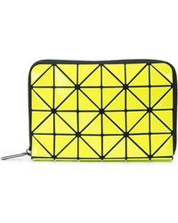 Bao Bao Issey Miyake Large Jam Wallet - Yellow
