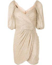 Jonathan Simkhai - Ruched Mini Dress - Lyst