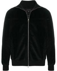 Maharishi ベルベットジャケット - ブラック