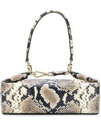 Rejina Pyo Olivia Snake-effect Leather Bag - Multicolour