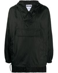 Moschino ロゴ ライトジャケット - ブラック