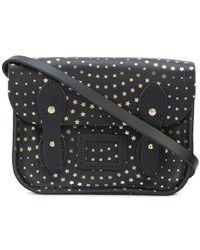 Cambridge Satchel Company - Studded Crossbody Bag - Lyst
