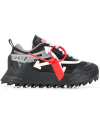 Off-White c/o Virgil Abloh Odsy 1000 Chunky Sneakers - Zwart