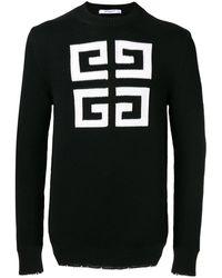 Givenchy 4g Sweater - Zwart