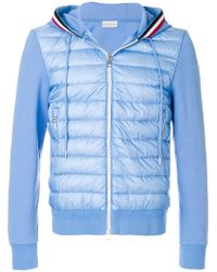 Moncler | Padded Body Hoodie | Lyst