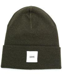 OAMC - Logo Patch Beanie - Lyst