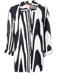 Missoni - ゼブラ オーバーサイズシャツ - Lyst
