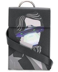 Valentino Garavani Клатч Face Ufo Из Коллаборации С Undercover - Многоцветный