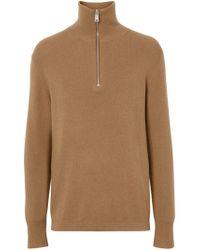 Burberry カシミア セーター - マルチカラー