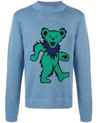 JW Anderson - Grateful Bear Sweater - Lyst