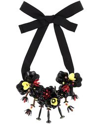 P.A.R.O.S.H. - Flowers Necklace - Lyst