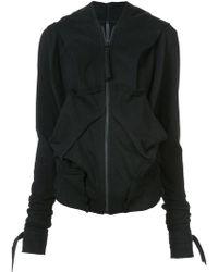 Barbara I Gongini - Oversized Deconstructed Jacket - Lyst
