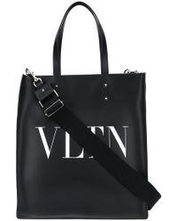 Valentino - Сумка-тоут Garavani Vltn - Lyst