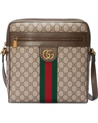 Gucci Ophidia GG Medium Messenger Bag - Meerkleurig
