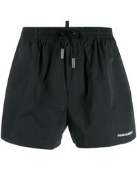 DSquared² Icon Swim Shorts - Green