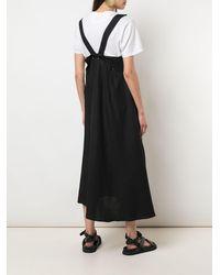 Y's Yohji Yamamoto ボタン スカート - ブラック