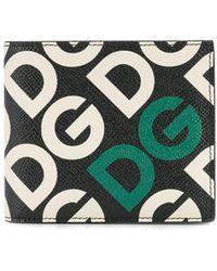 Dolce & Gabbana Бумажник С Логотипом - Многоцветный