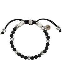 Eleventy - Beaded Bracelet - Lyst
