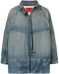 424 デニムジャケット - ブルー