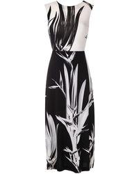 Osklen Mix Strelitza ドレス - ブラック