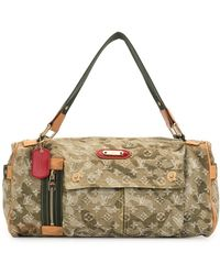 Louis Vuitton Pre-owned Limited Edition Monogramouflagee Lys Reisetasche - Mehrfarbig