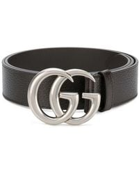 f0b6689f160a6 Gucci Brown G Belt in Brown for Men - Lyst