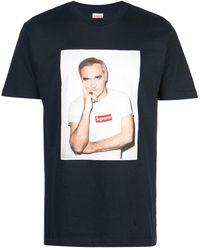 Supreme Morrissey T-shirt - Blue