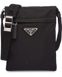 Lyst - Dolce   Gabbana Medium Fabric Bag in Gray for Men f1f605841c