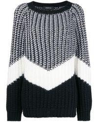 Barbara Bui - Striped Sweater - Lyst