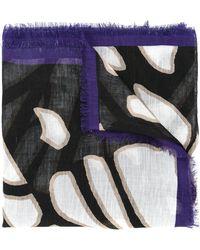 Marc Cain Printed Scarf - Multicolor