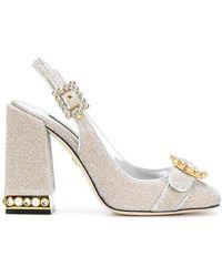 Dolce & Gabbana - Jackie パンプス - Lyst