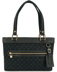 Louis Vuitton Borsa a mano Lucille Pre-owned 2003 - Blu
