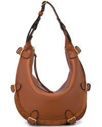 Altuzarra Small Play Shoulder Bag - Brown