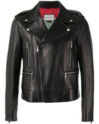 Gucci - Classic Biker Jacket - Lyst