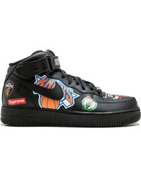 Supreme Air Force 1 Mid '07 / Nike X Sneakers - マルチカラー