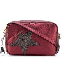 Golden Goose Deluxe Brand Star ビジュートリム ショルダーバッグ - ピンク