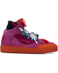 Off-White c/o Virgil Abloh Off-court 3.0 Trainers - Pink