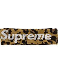 Supreme New Era Big Logo Headband - Multicolour