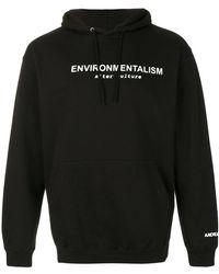 Andrea Crews - Environmentalism Hoodie - Lyst