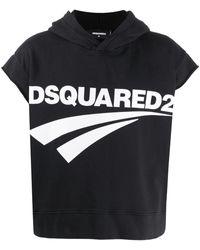 DSquared² - ショートスリーブ パーカー - Lyst