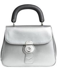 Burberry - Medium Dk88 Top Handle Bag - Lyst